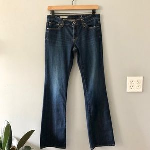 AG The Angelina petite boot cut